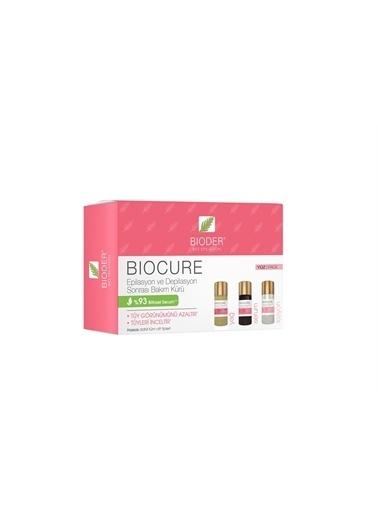 Bioderma Biocure 3X5 Ml Tüy Azaltıcı Yüz Kürü Renksiz